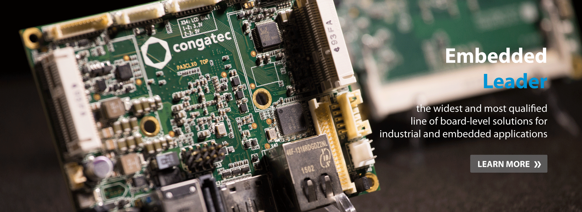 Boards and Modules for embedded and industrial applications
