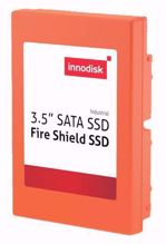 "innodisk 3.5"" fire shield SSD"